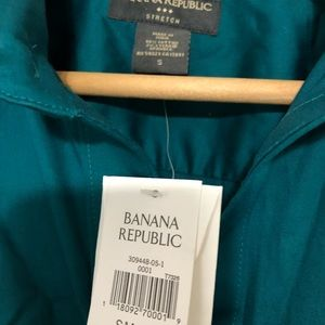 Banana Republic Tops - 🍌 Banana Republic Button Up